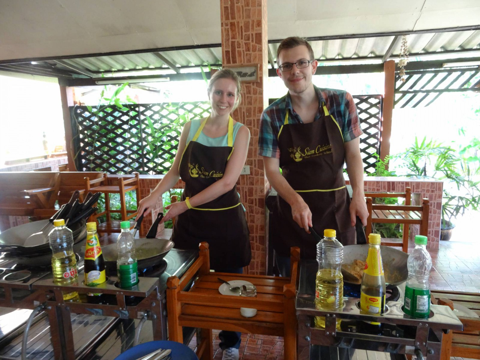 Siam Cuisine Thai Cookery School