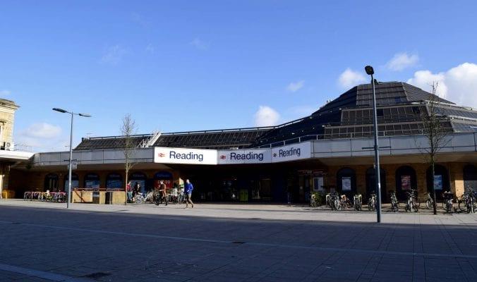 Reading Train Station