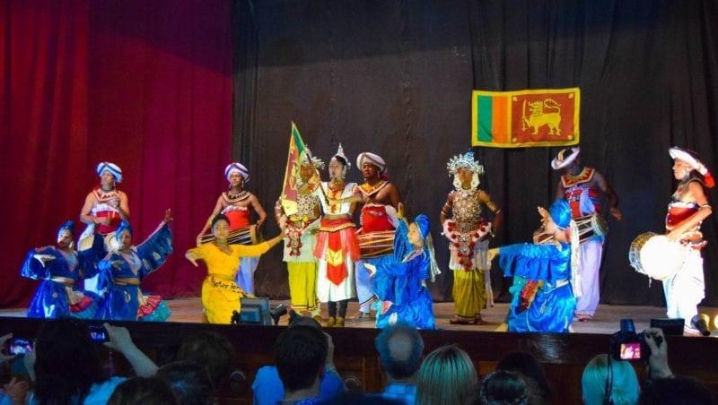 Sri Lankan music and dance