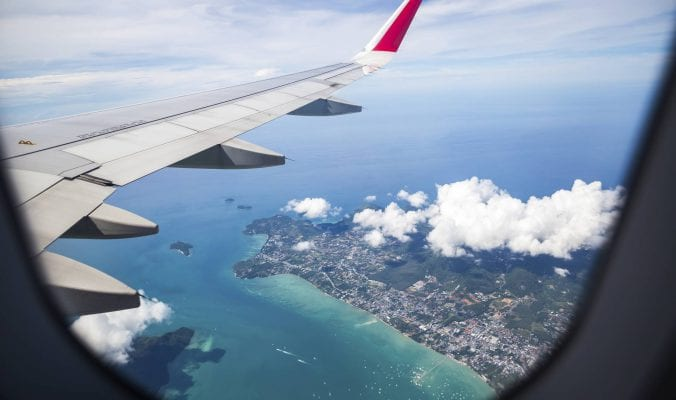 Confessions of a nervous flyer