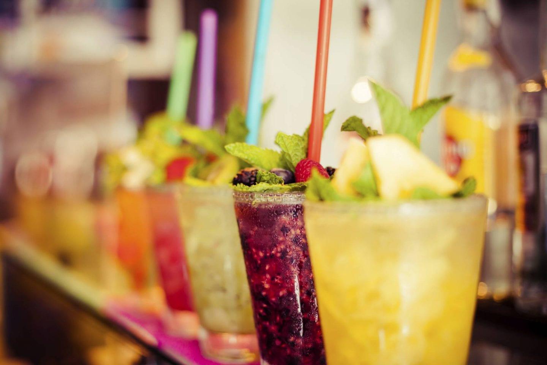 Around the World… in Cocktails!