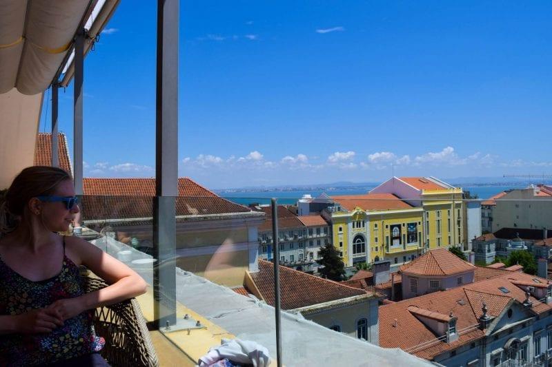 BA Terrace Bar, Lisbon