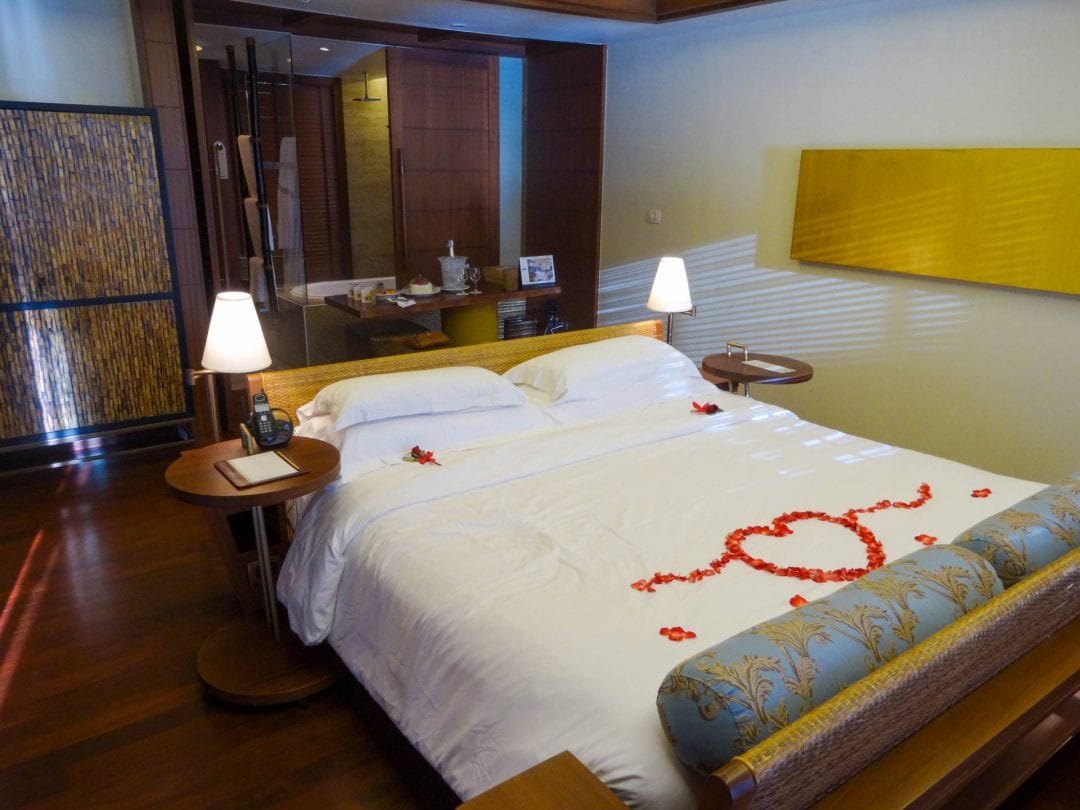 Good accommodation