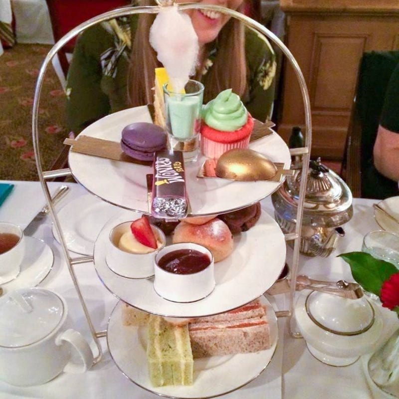 Charlie and the Chocolate Factory Afternoon Tea