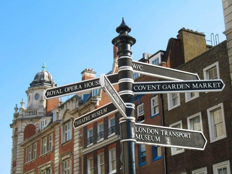 Treasure Hunt, London