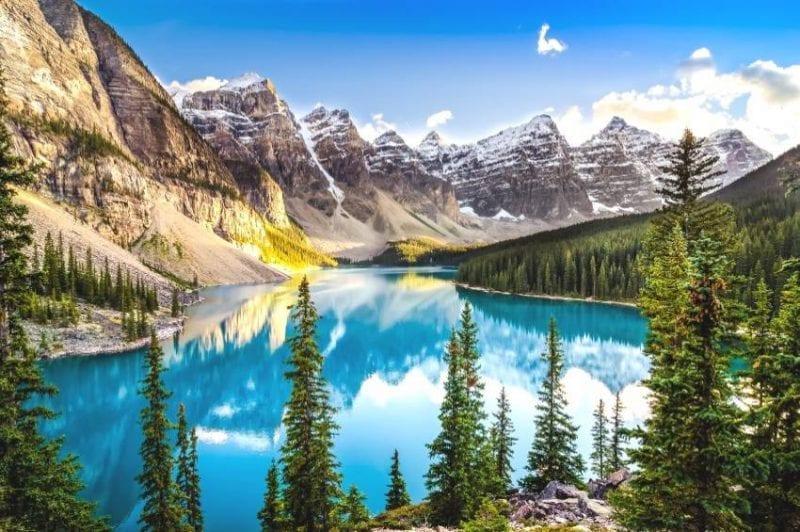 Canada in September
