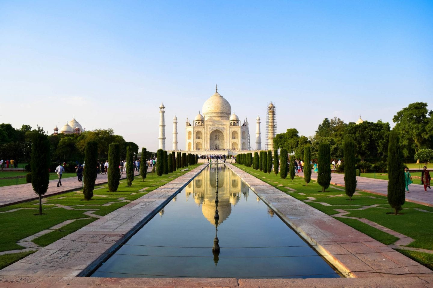 Where is India's Golden Triangle?