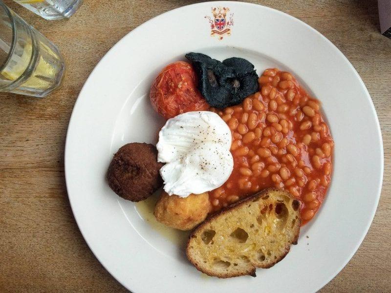 Long weekend in Berkhamsted, Here cafe