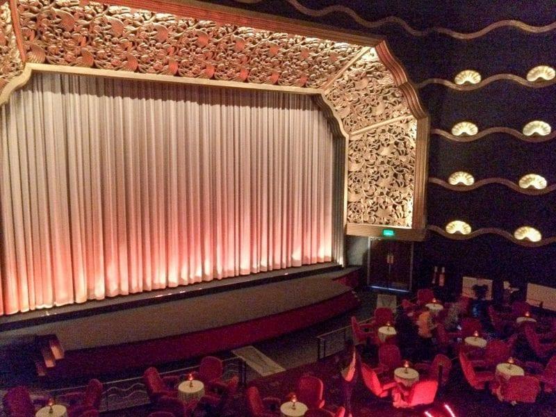 Long weekend in Berkhamsted, Rex Cinema