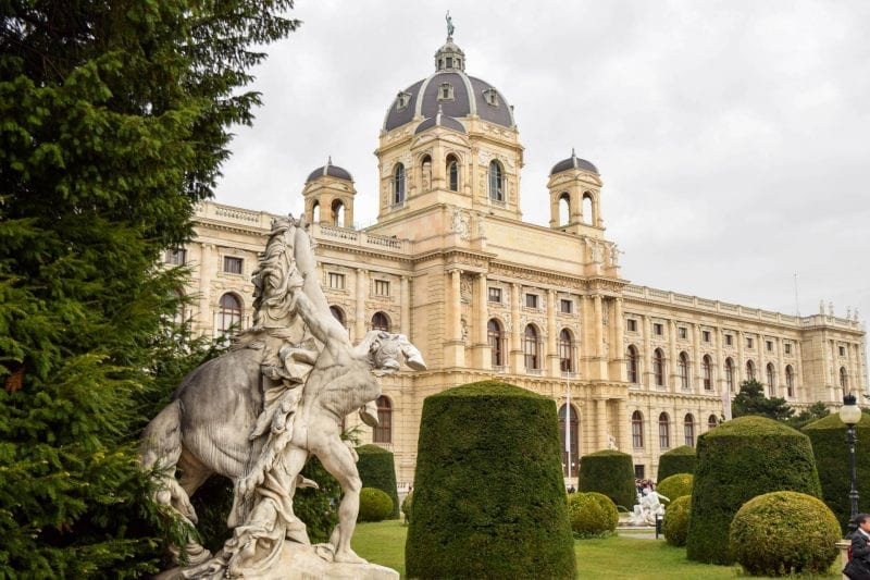 Things to do in Vienna: Kunsthistorisches Museum