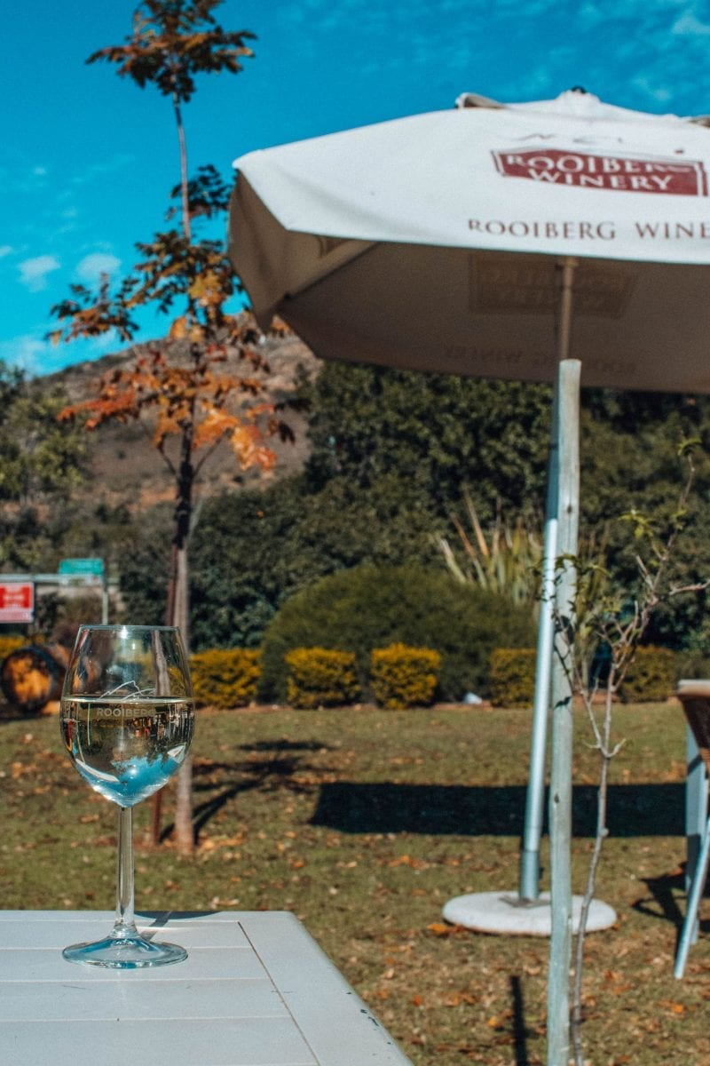 2 weeks in South Africa: Rooiberg Wine Estate