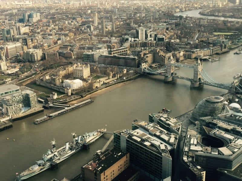 Day trip to the Shard