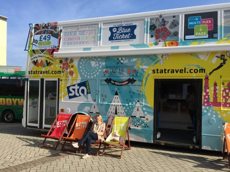 STA Travel Show