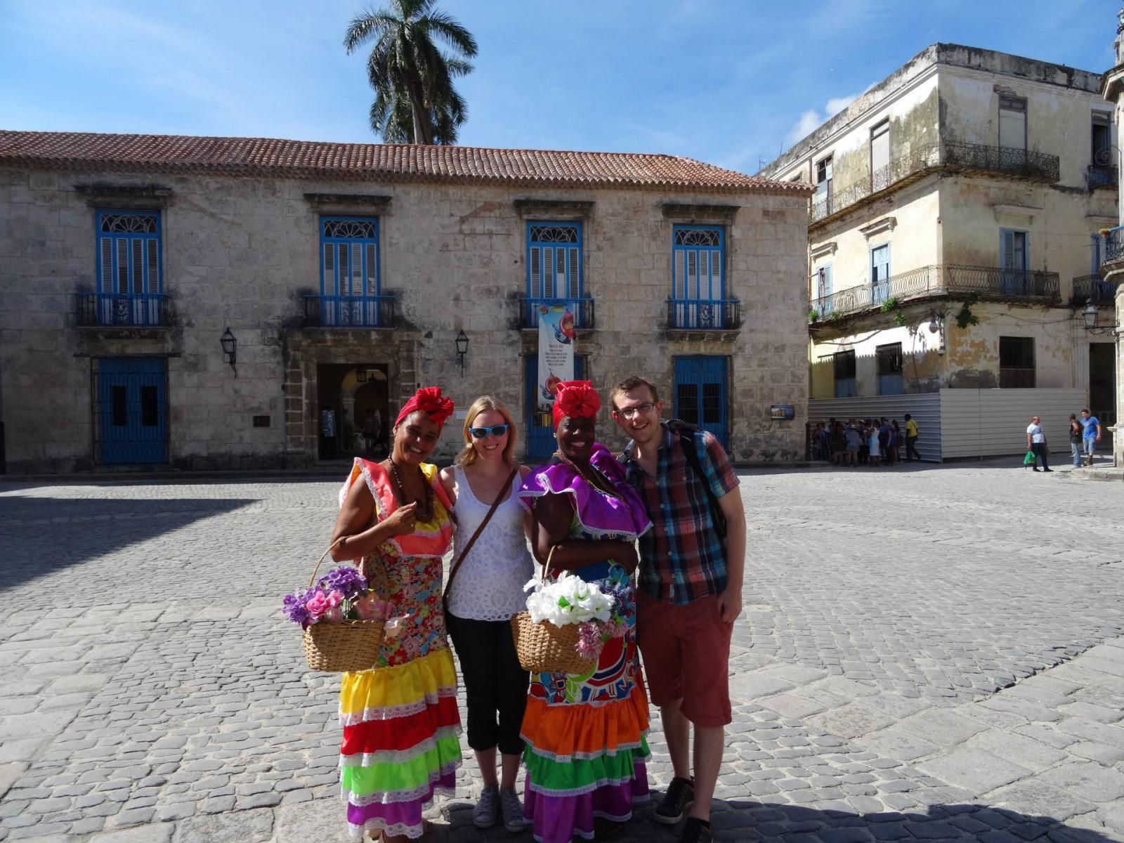 Havana ladies