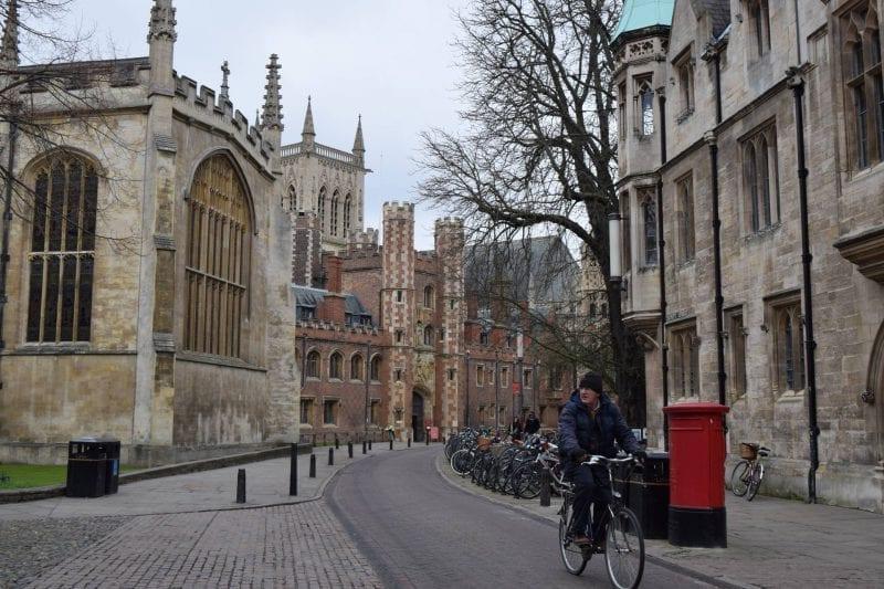 2016 Travel Highlights: Cambridge