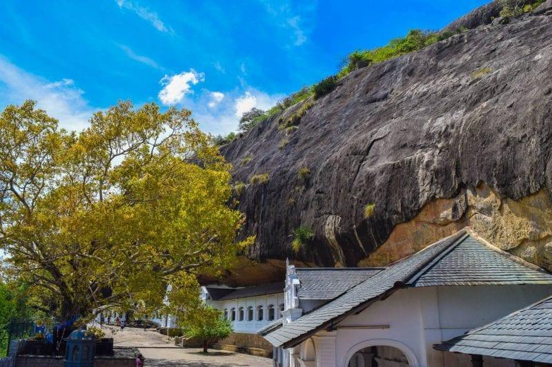 Dambulla Rock Temple