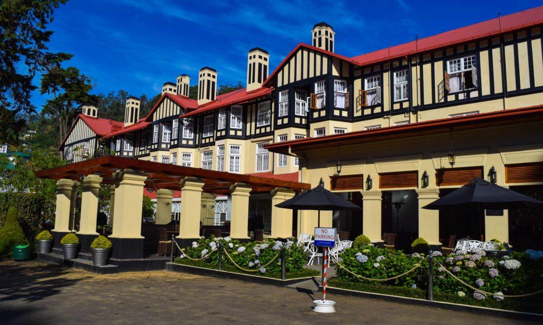 Grand Hotel Nuwara Eliya Would Be Traveller