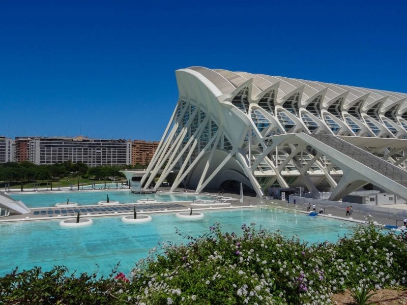2016 Travel Highlights: City of Arts and Sciences, Valencia