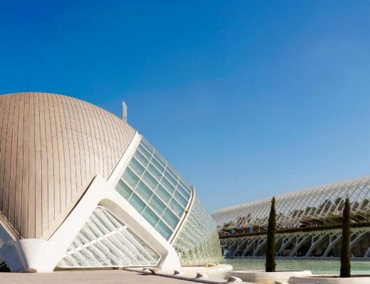 Would Be Traveller 3 days in Valencia Itinerary
