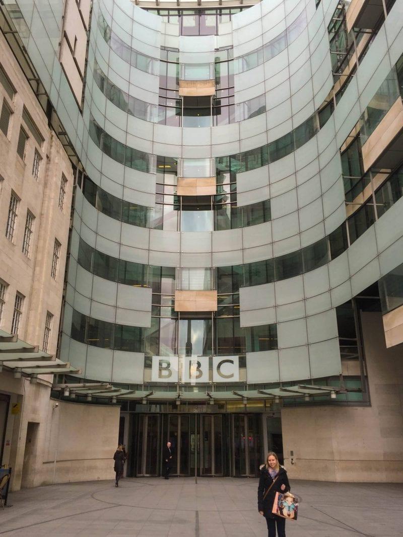 BBC Studio Tour