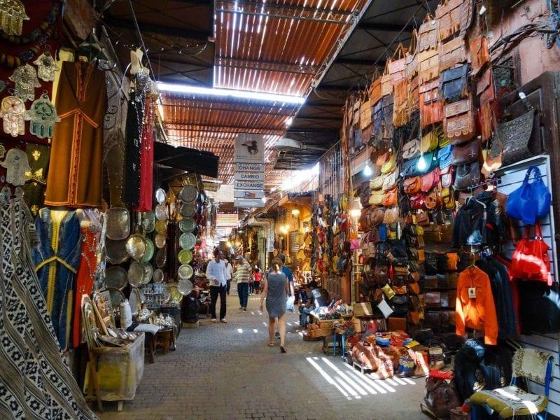 Marrakech in September