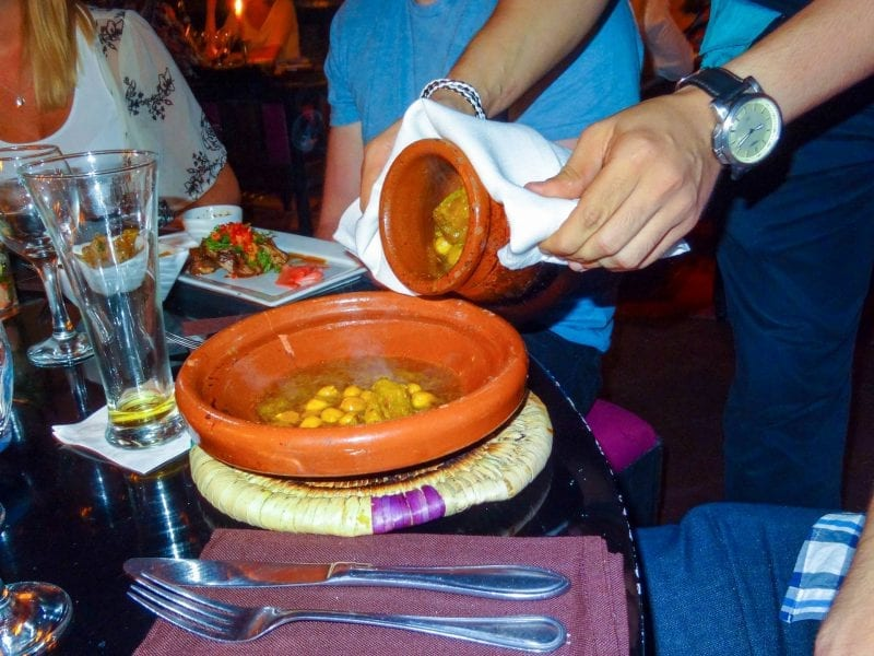 Where to eat in Marrakech: Comptoir Darna