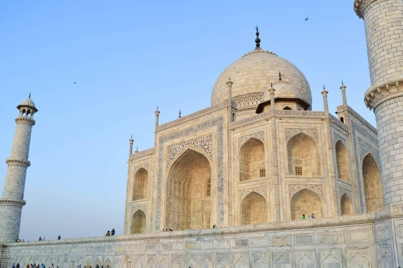 India's Golden Triangle - The Taj Mahal, Agra