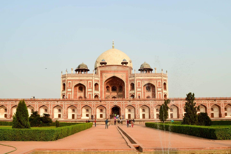 My trip to India through the medium of video