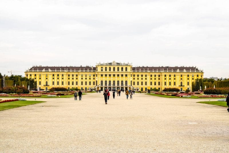 Things to do in Vienna: Schonbrunn