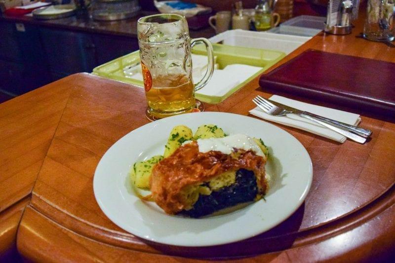 Where to eat in Vienna as a vegetarian: 7 Stern Brau