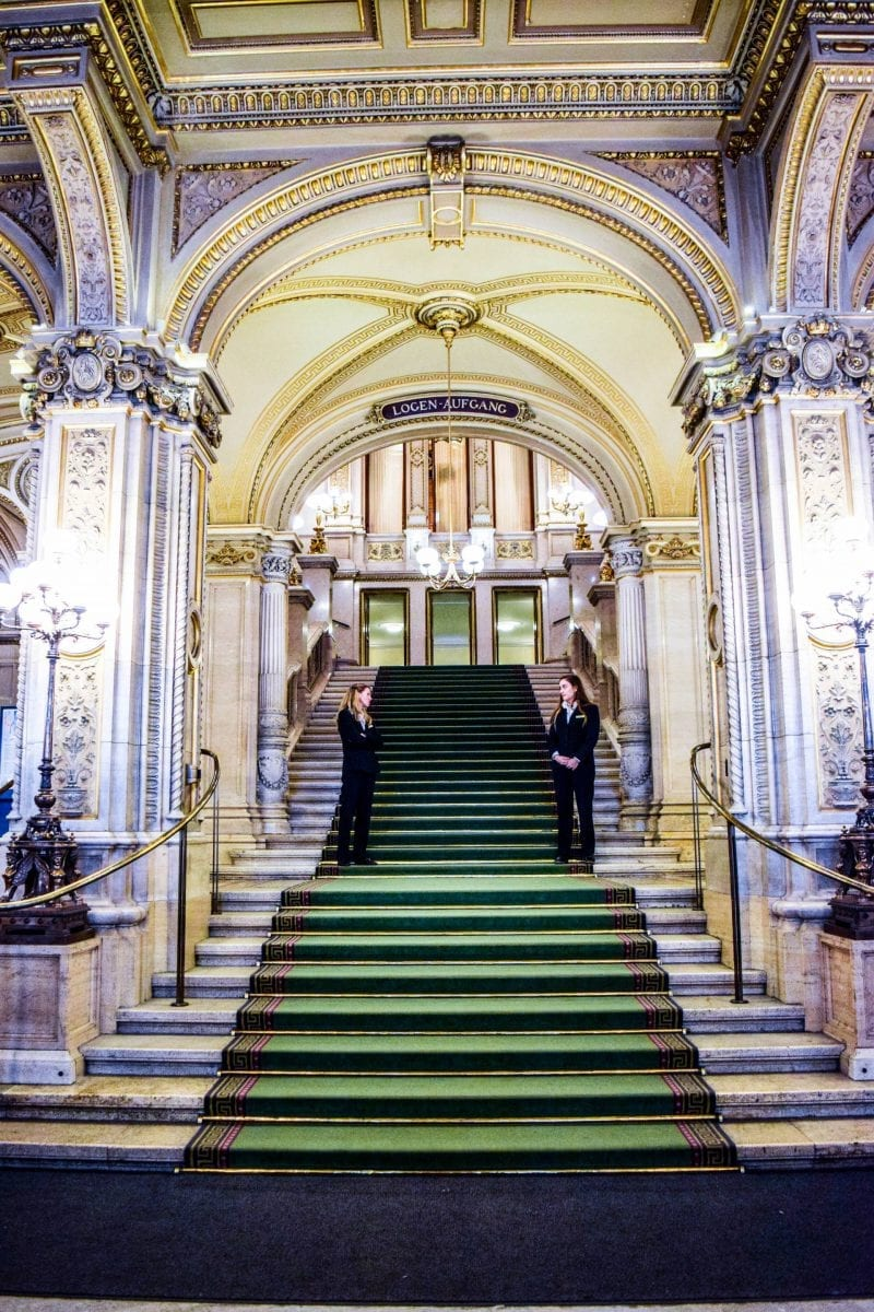 Things to do in Vienna: Staatsoper