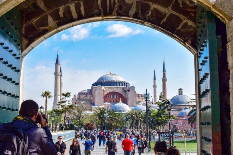 48 hours in Istanbul: Hagia Sophia