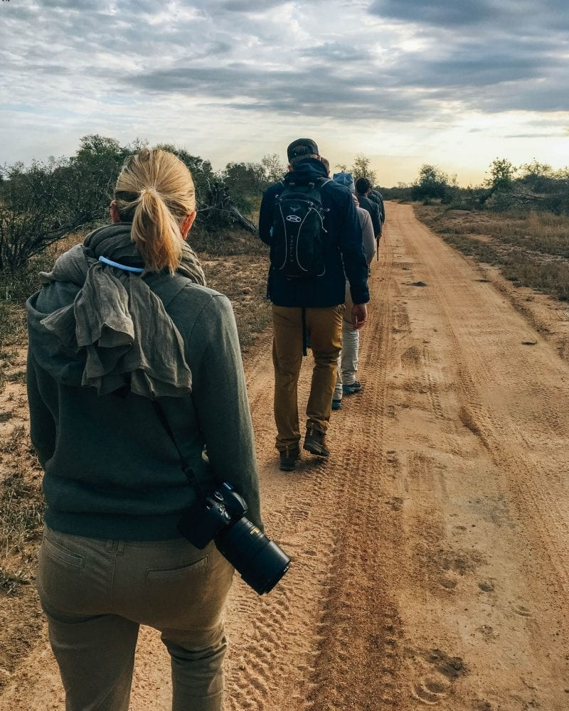 Africa on Foot: Bush Walks