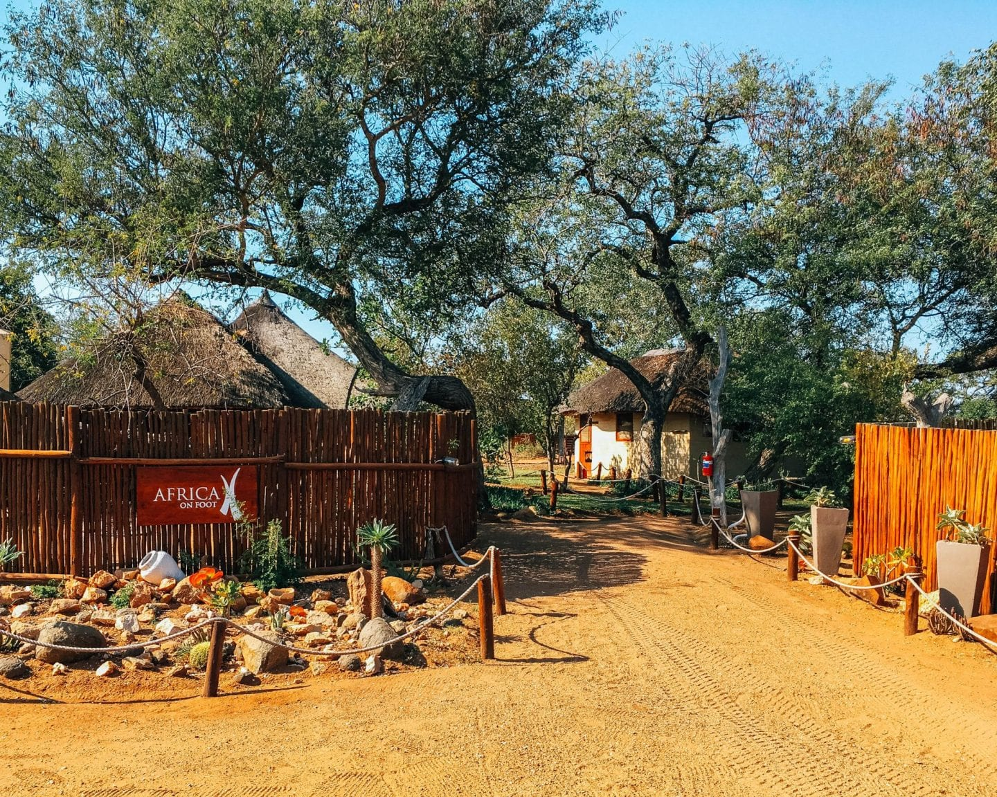 Africa on Foot: a boutique safari lodge in review