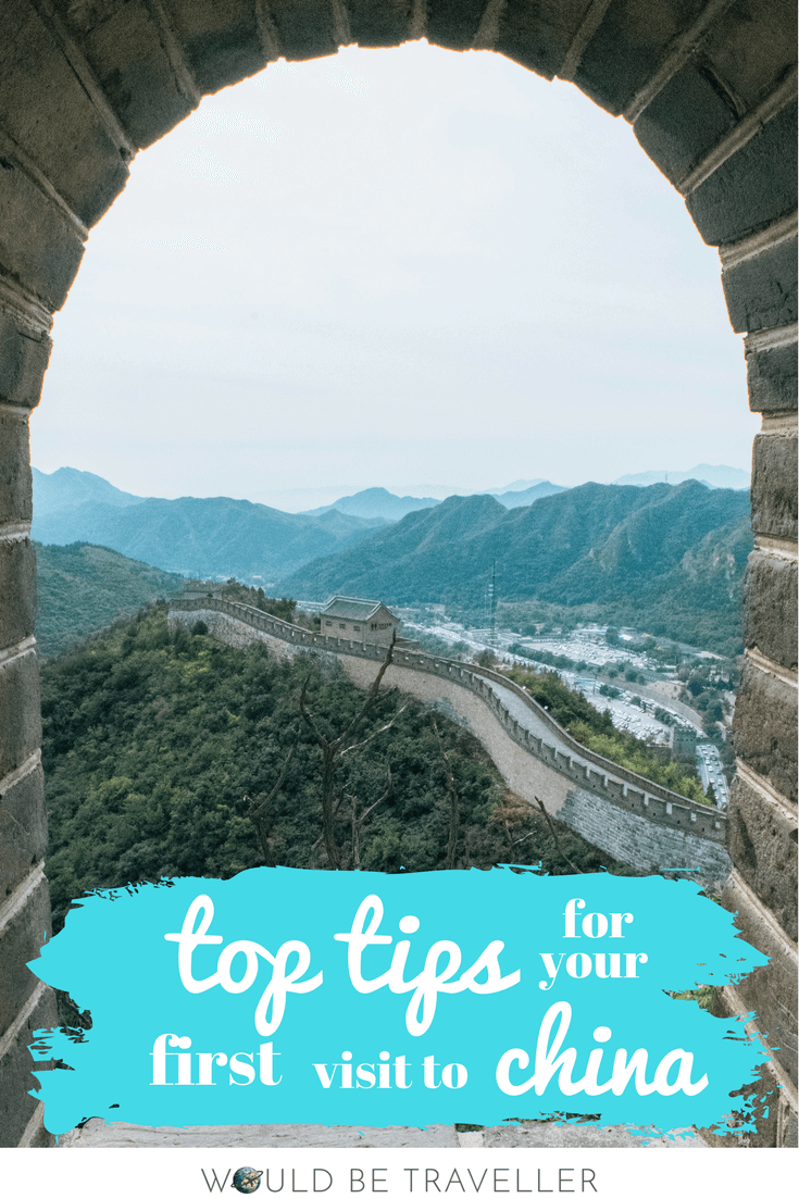 Top Tips for your first visit to China