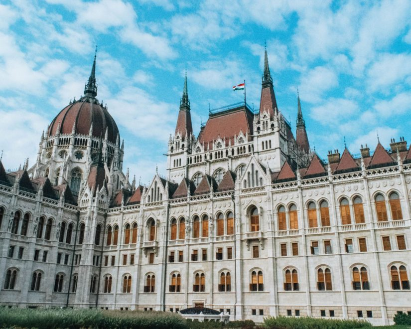 How to Spend 24 hours in Budapest: A Walking Itinerary