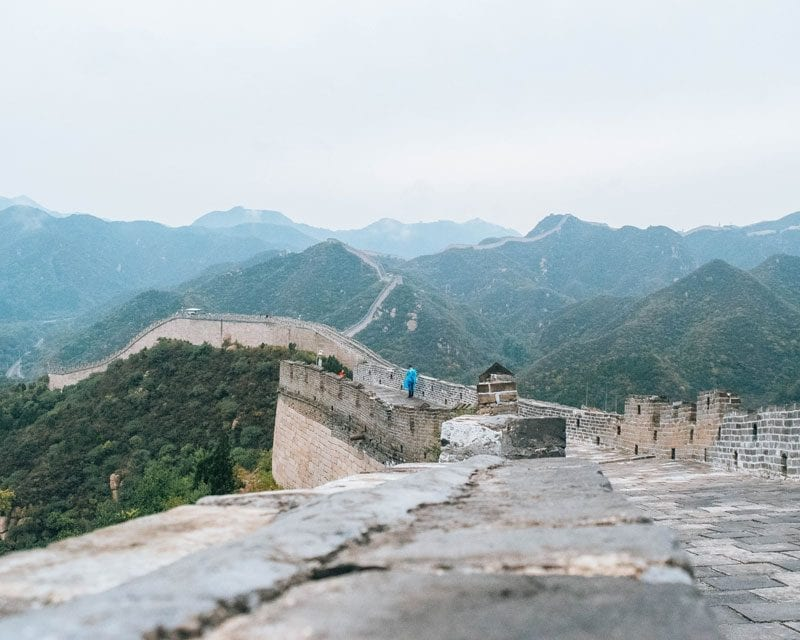 Would Be Traveller - The Most Instagrammable Places in China - Great Wall of China