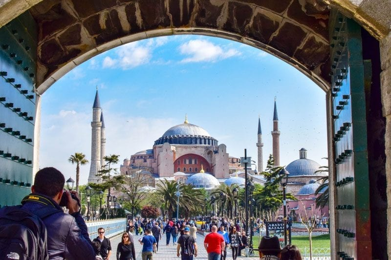 Would-Be-Traveller---Hagia-Sophia-Istanbul