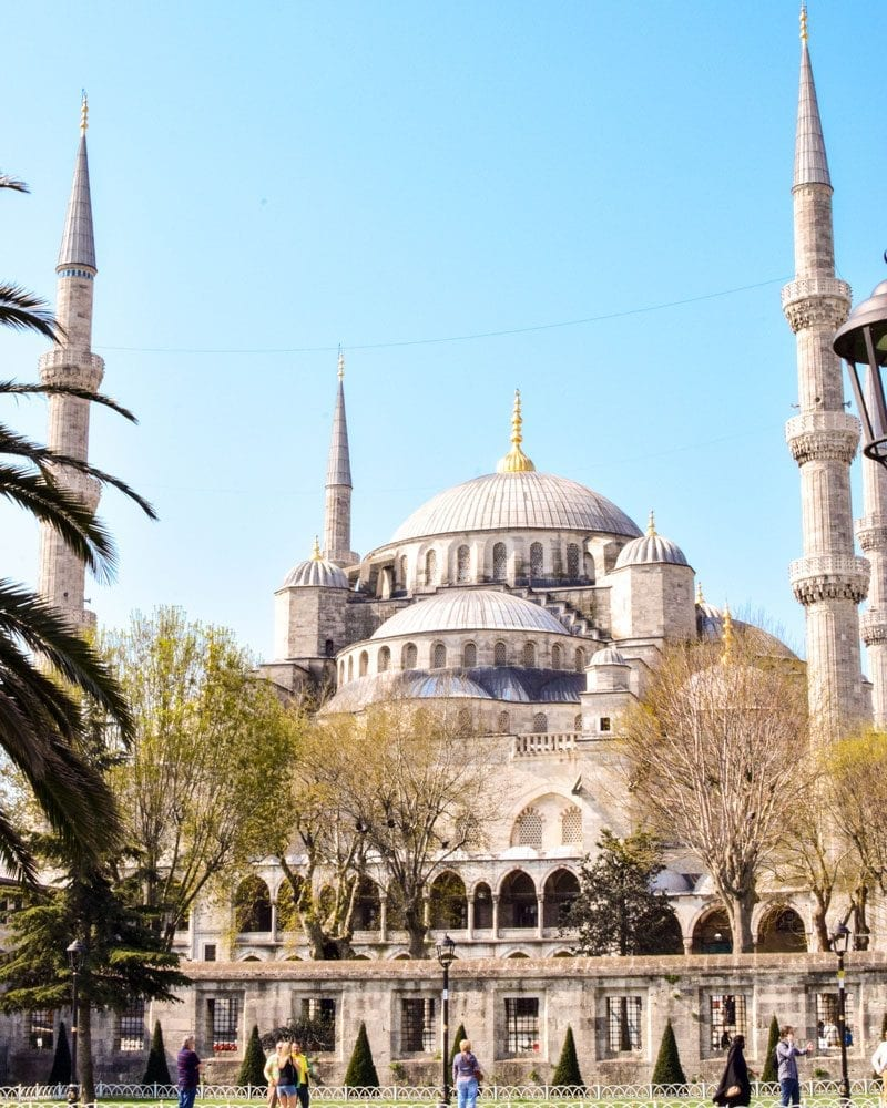 Would-Be-Traveller---Sultanahmet-Mosque-Istanbul