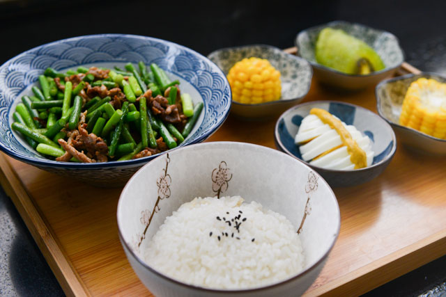 Would Be Traveller-How to be a vegetarian in China