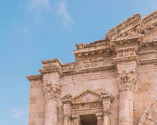 Would Be Traveller 1 Week in Jordan Jerash