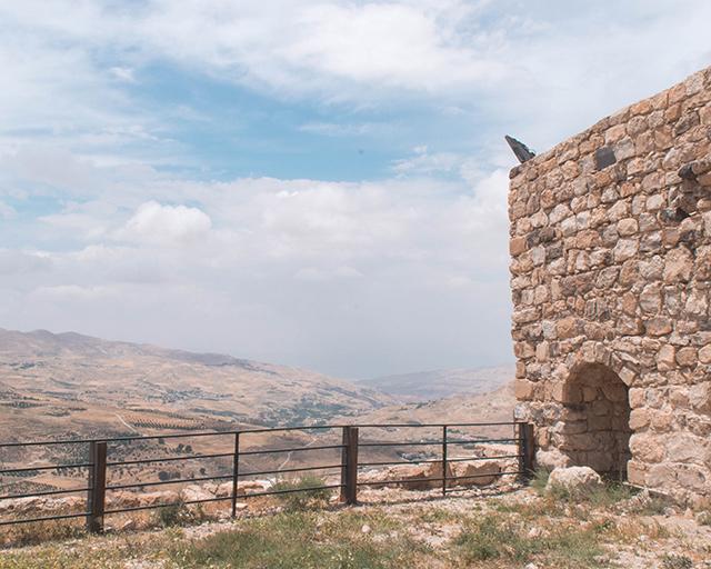 Would Be Traveller 1 Week in Jordan Kerak Castle