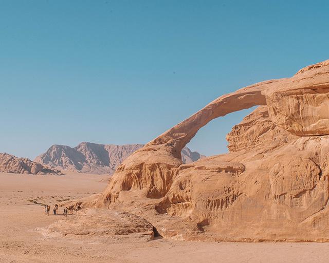 Would Be Traveller 1 week in Jordan Wadi Rum