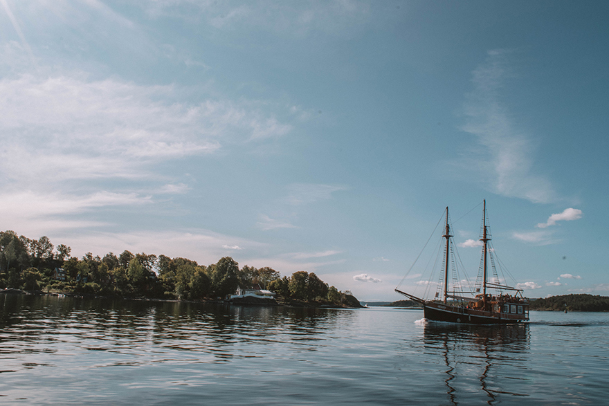 Would Be Traveller Eco-friendly Oslo Island hopping on the fjords
