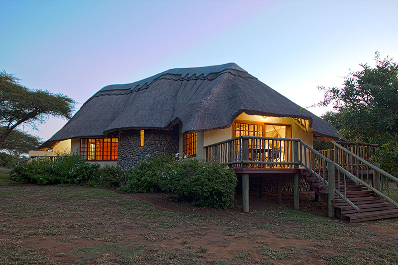 Would Be Traveller South Africa Safari Lodges - Rhino River Lodge