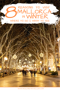 Would Be Traveller - Reasons to visit Mallorca in winter