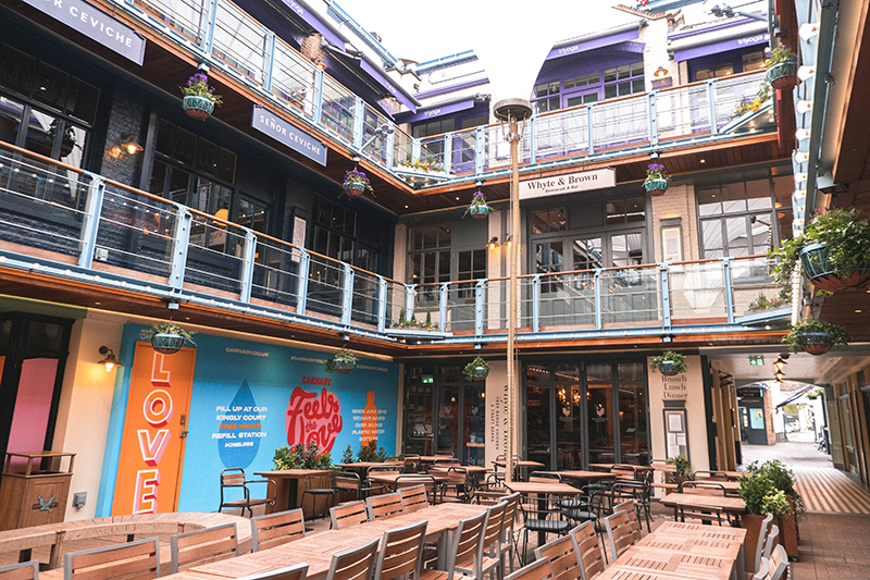 Would Be Traveller Soho Kingly Court