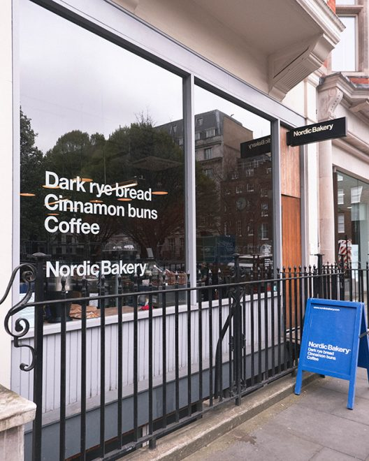 Would Be Traveller Soho Nordic Bakery