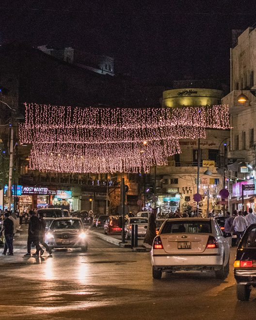Would Be Traveller Visiting Jordan during Ramadan Amman lights